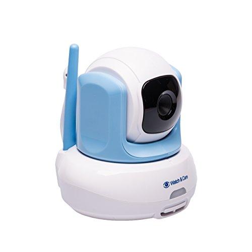 Audioline Watch & Care V300 - Videobabyphone mit automatisch schwenkbarer Kamera - 2