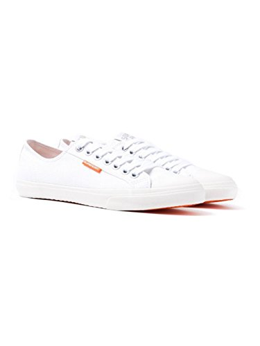 Superdry - chaussures Blanc