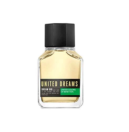 Benetton United Dreams Dream Big by Eau De Toilette Spray 3.4 oz / 100 ML (Men)