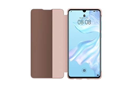 Huawei Booklet Smart View Flip Cover P30, Pink Flip-cover