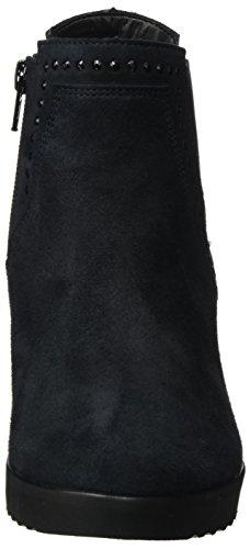 Gabor Basic, Bottes Bleues Pour Femmes (16 Pazifik)