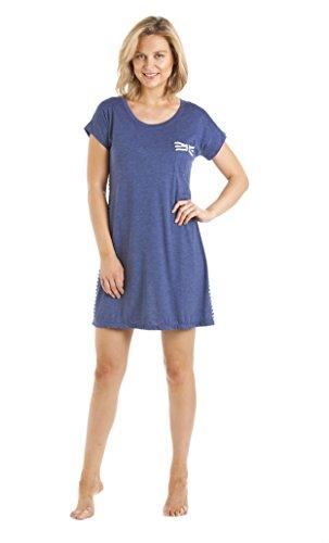 i-smalls Ltd -  Camicia da notte  - Donna Jeans