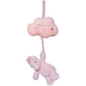 Manhattan Toy Adorables Pétalos Unicornio Pull Musical Baby Actividad Juguete
