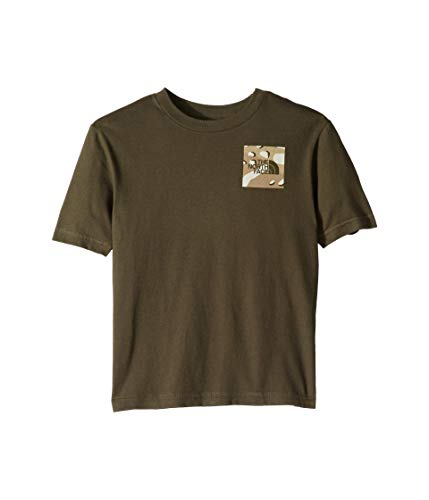The North Face Kids Boy's Short Sleeve Graphic Tee (Little Kids/Big Kids)