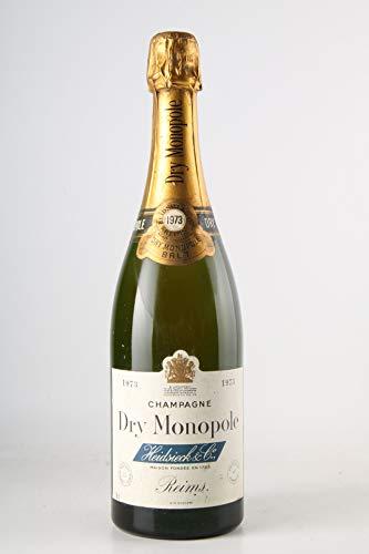 Heidsieck & Co - Dry Monopole 1973, Champagne