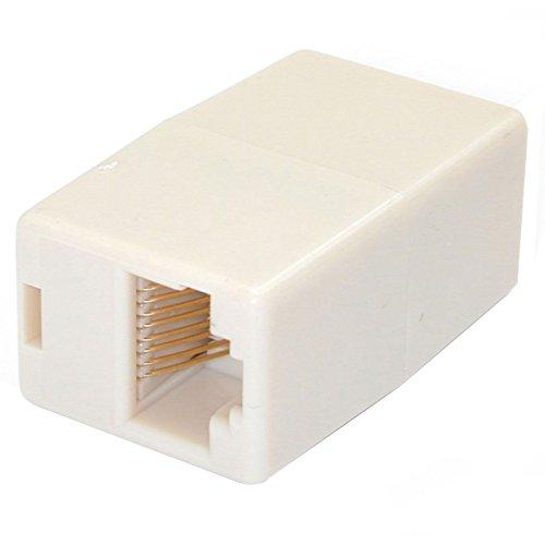 Startech.com RJ45COUPLER - Adaptador RJ45 Cable Red