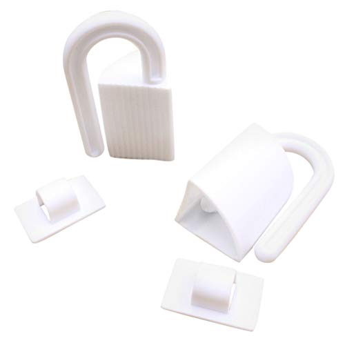 YCANK Safe Baby Supplies Scharnier Proofing Safety Door Stopper Finger Pinch Kids Guard -