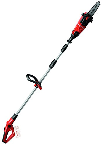 Einhell Expert 3410810 Motosierra telescópica de altura GE-CL 18 Li T Solo, espada/cadena Oregon, longitud...