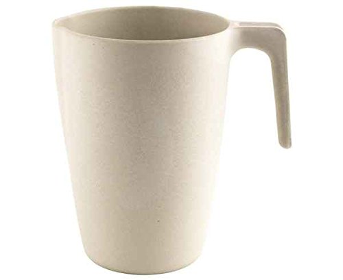 Relags Outwell Bambou 'Casablanca' Gobelet Tasse, Blanc, One Size