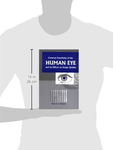 Contrast Sensitivity of the Human Eye and Its Effects on Image Quality (SPIE Press)