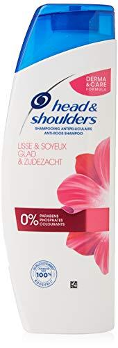 Seidig-schuppen-shampoo (Head and Shoulders Glatt und seidig Anti-Schuppen Shampoo 280 ml - 3 Stück)