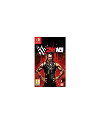 TAKE 2 WWE 2K18 PER NINTENDO SWITCH VERSIONE EUROP