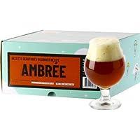 Recette Bière - Brassez Votre bière Maison à partir d'extrait de Malt en Poudre - Recharge Kit de Brassage Débutant…