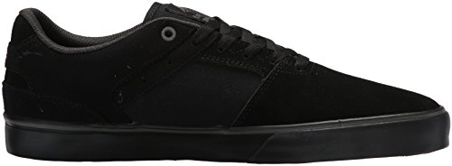 Emerica The Reynolds Low Vulc Herren Skateboardschuhe Black/black/grey