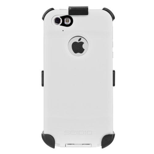 Seidio BD2-H4WIPH5-WH OBEX wasserdichte Hülle Combo für Apple iPhone 5 weiß Seidio Iphone