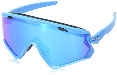 Ray-Ban Herren Wind Jacket 2.0 Sonnenbrille, Blau (Azul), 1