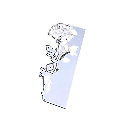JXQ-N Stanzschablonen Stanzmaschine Metall Scrapbooking Album Prägeschablonen Prägemaschine Stanzformen Schablonen Schneiden Papier Karten Sammelalbum Deko zum Gestalten von Grußkarten