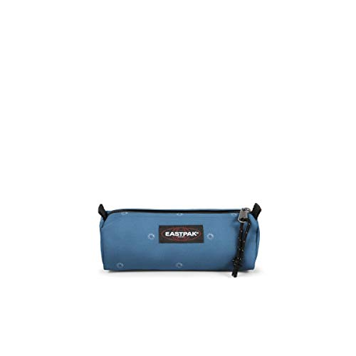 Eastpak astuccio ek37276t benchmark single blue wait scuola portapenne ragazzo