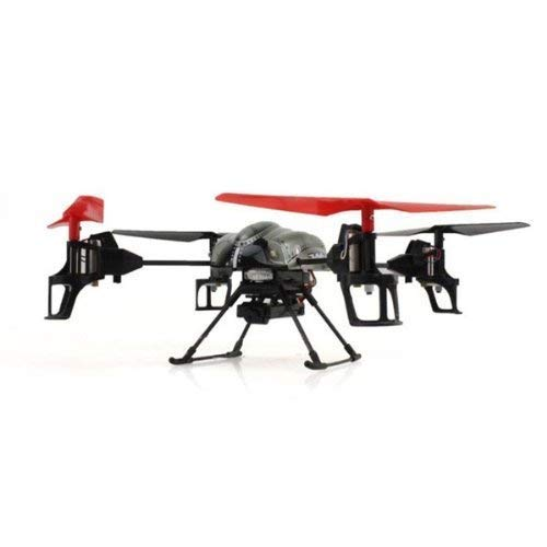 efaso V959 2.4G 4-Axis 4CH RC Quadcopter Mini UFO mit Kamera Mode 2 und 2 Akkus (Remote Helicopter Easy Control)