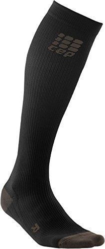 CEP, Calze da golf Donna, Nero (Black), IV