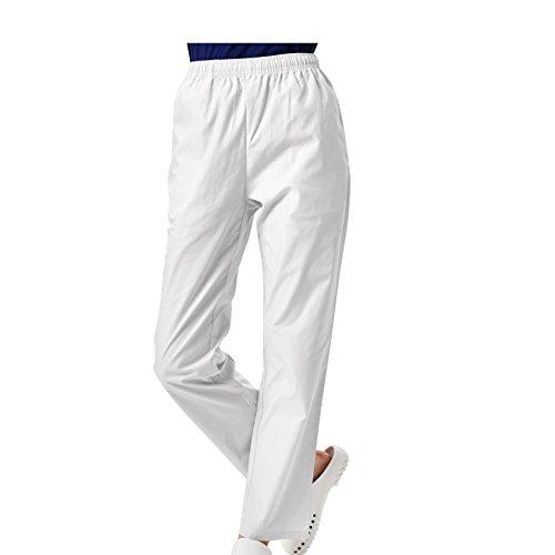 BSTT Donna Uniformi Sanitarie - Pantaloni Medical - Pantaloni da Infermiere Nuovo miglioramento Spessa S