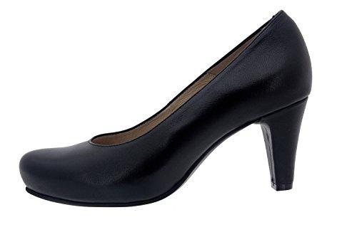 PieSanto , Escarpins pour femme Noir