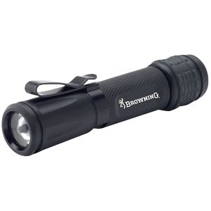 Torcia Browning Alpha LED nera