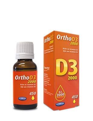 Ortho Nat Vitamina D3-100 ml