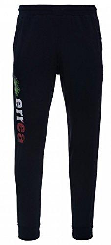 bb37ef47f2 Erreà Pantaloni da ginnastica da bambino Republic SS18 Essential Cuffed  Trousers JR (XXS, Blu