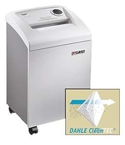 Destructeur de documents dahle 41204/à particules fines cleanTec
