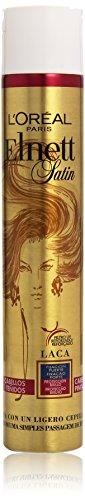 L'Oreal Paris Elnett Laca de Peinado Fijación Ultrafuerte Lumière