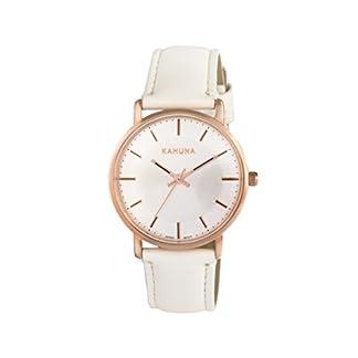 Kahuna KLS-0324L – Reloj de Pulsera Mujer, PU, Color Blanco