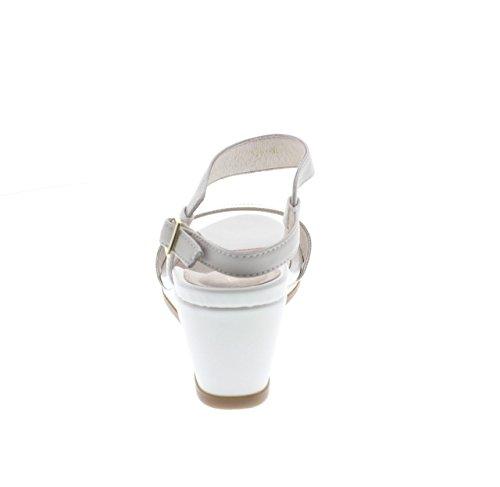 STONEFLY 108250 sweet saffiano Bianco