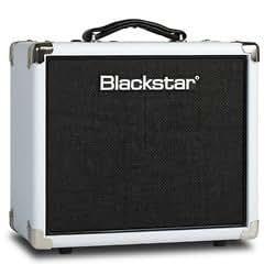 Blackstar - BLACKSTAR HT1R BLANC - Ampli Guitare 1W à Lampes - Edition Limitée