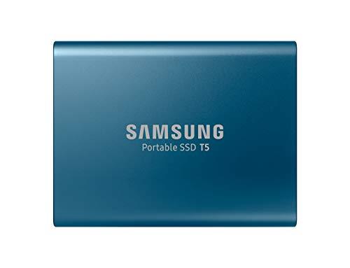 Samsung T5 Portable SSD - 250GB - USB 3.1 External SSD Image 3