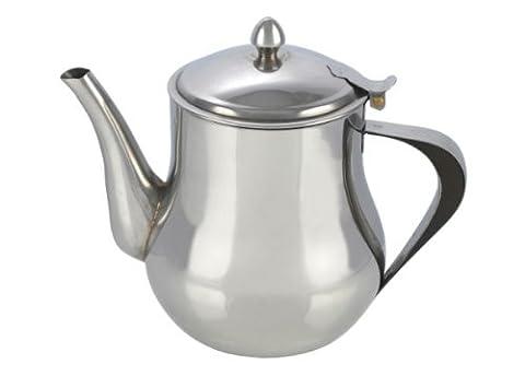 Pendeford Housewares 1.4 Litre Stainless Steel Tea Pot