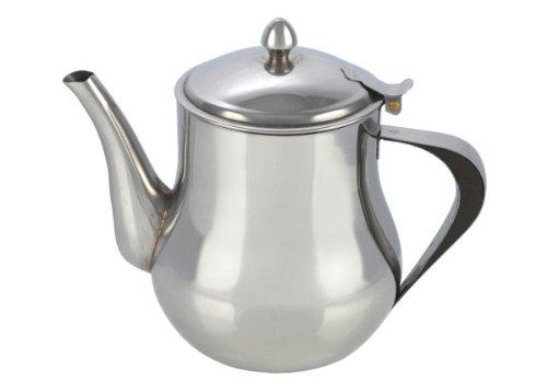Premier housewares - teiera in acciaio inossidabile, 0,7 litri