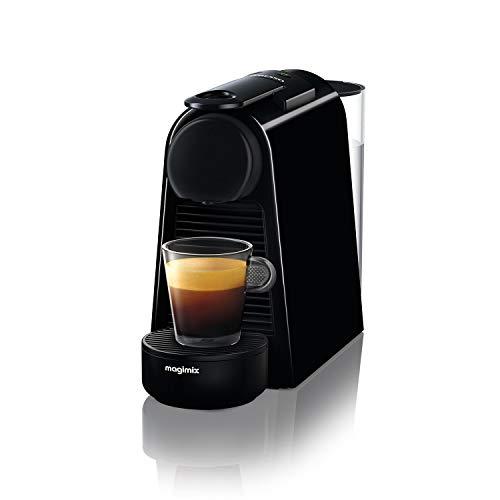 317nStKfM8L. SS500  - Nespresso Essenza Mini Coffee Machine, Pure Black Finish by Magimix