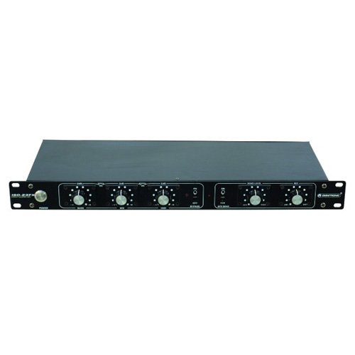 OMNITRONIC 057 248 ISO-23FX AISLANTE DJ  NEGRO