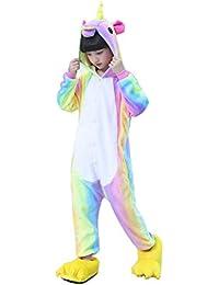 nuovo arrivo f3b19 c8ffe Amazon.it: pigiama unicorno - Pigiami e vestaglie / Bambine ...