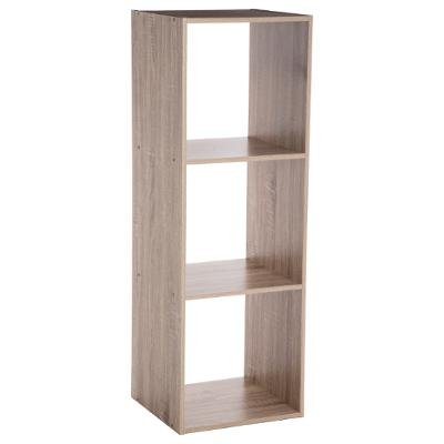 Casiers Modulable - ETAGERE BOIS MODULABLE 3 CASIERS - TOP