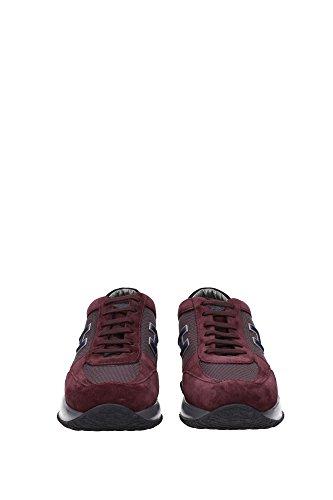 HXM00N0Q1019DS593L Hogan Sneakers Homme Chamois Violet Violet