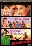 Bollywood Box - Triple Movie Pack - Jaz Pandher, Dino Morea, Sridevi Akshay Kumar