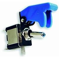 Vs Electronic 300606 - Interruptor con luz LED, color azul