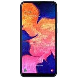 Samsung Galaxy A10, SM-A105F/DS, 32GB, 4GB RAM, Color Azul