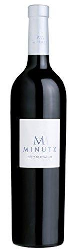 6x 0,75l - 2017er - Château Minuty - Cuvée M - Rouge - Côtes de Provence A.P. - Frankreich -...
