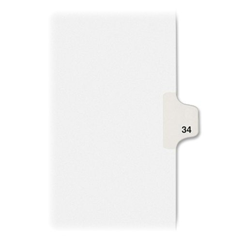 allstate-style-legal-side-tab-divider-title-34-letter-white-25-pack