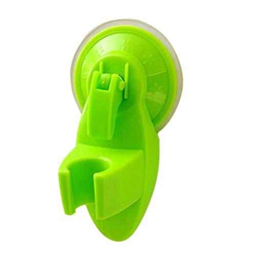 Badezimmer Starke Steckbare Brausekopfhalter bewegliche Halterung saugstark Dusche-Sitz-Klemme-Halter Sunlera (Halterung Duschkopf Halter)