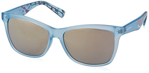 BOSS Hugo Damen Hugo Orange Sonnenbrille, Blue, 56