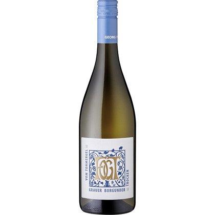 Weingut Fogt - Grauer Burgunder QbA trocken, Fogt 2016 - 750ml